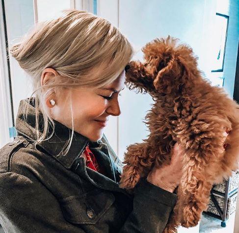 Nicole Kidman presenta il suo primo cane su Instagram