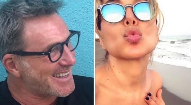 Barbara D'Urso in vacanza a Capalbio con Filippo Nardi. Il web si scatena: «Sembra tuo figlio»