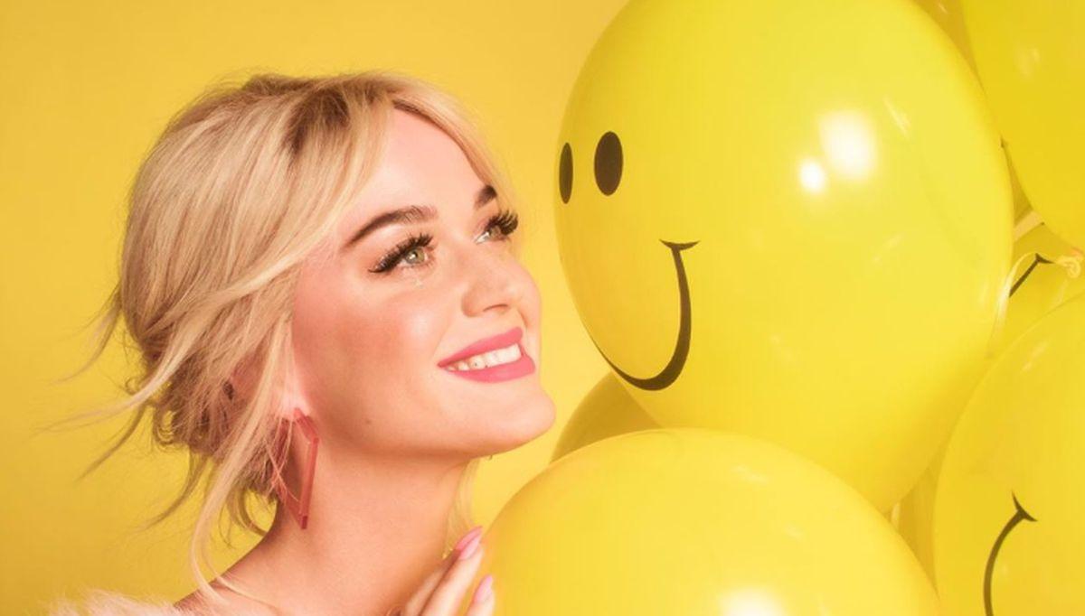 Katy Perry svela il titolo della canzone dedicata alla figlia non ancora nata: