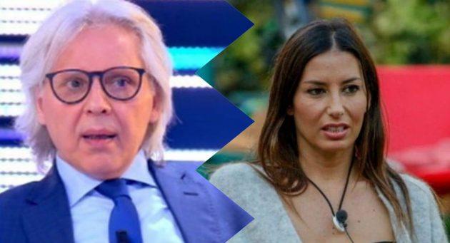 Elisabetta Gregoraci, l'ex fidanzato furioso: «Tradito due volte, mi hai reso complice delle tue menzogne»