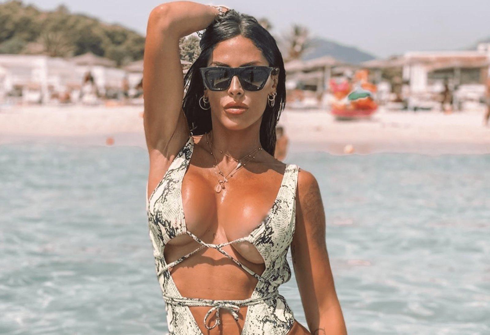 Guendalina Tavassi e il furto dei video hot: «Erano per mio marito, spesso non è a Roma...»