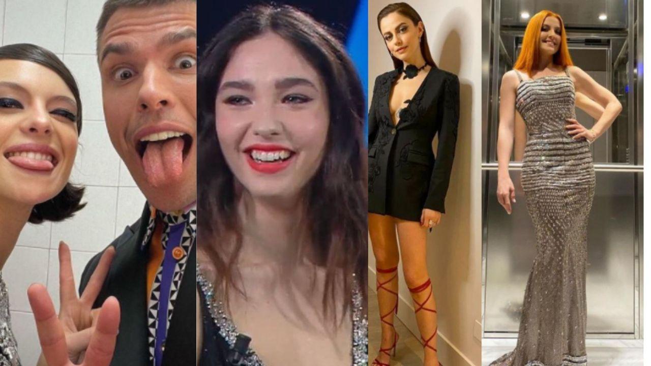 Sanremo 2021, la classifica della prima serata: prima Annalisa, secondo posto Noemi, ultimo Aiello