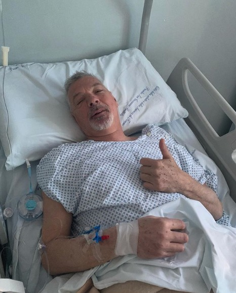 Stefano Tacconi, operato l'ex portiere della Juve: «Il medico si chiama Zenga»