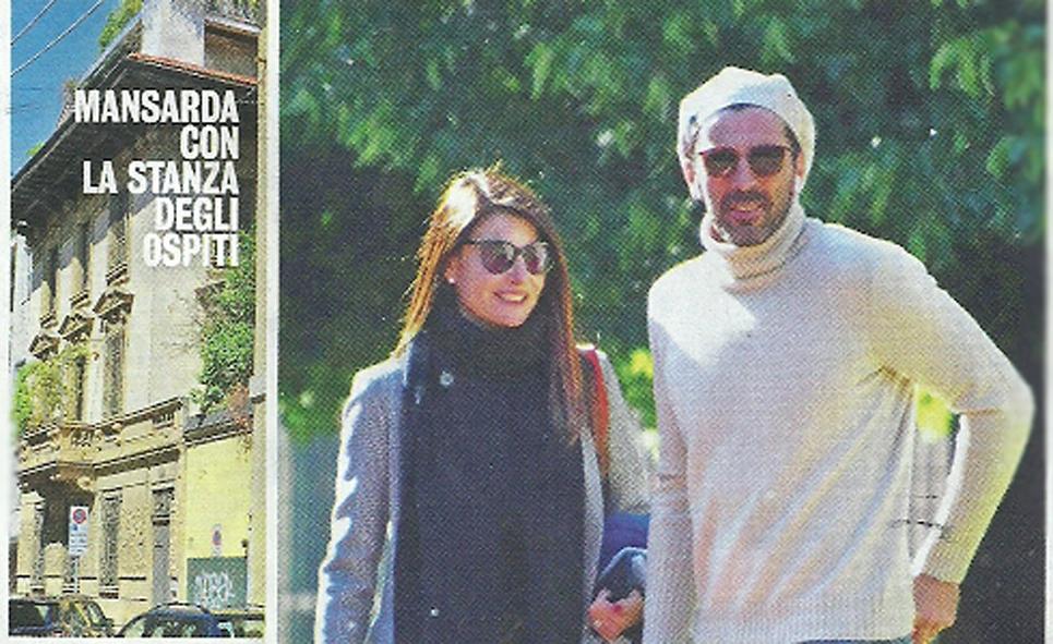 Gigi Buffon, Ilaria D'Amico e il nido amore: mega villa su tre piani