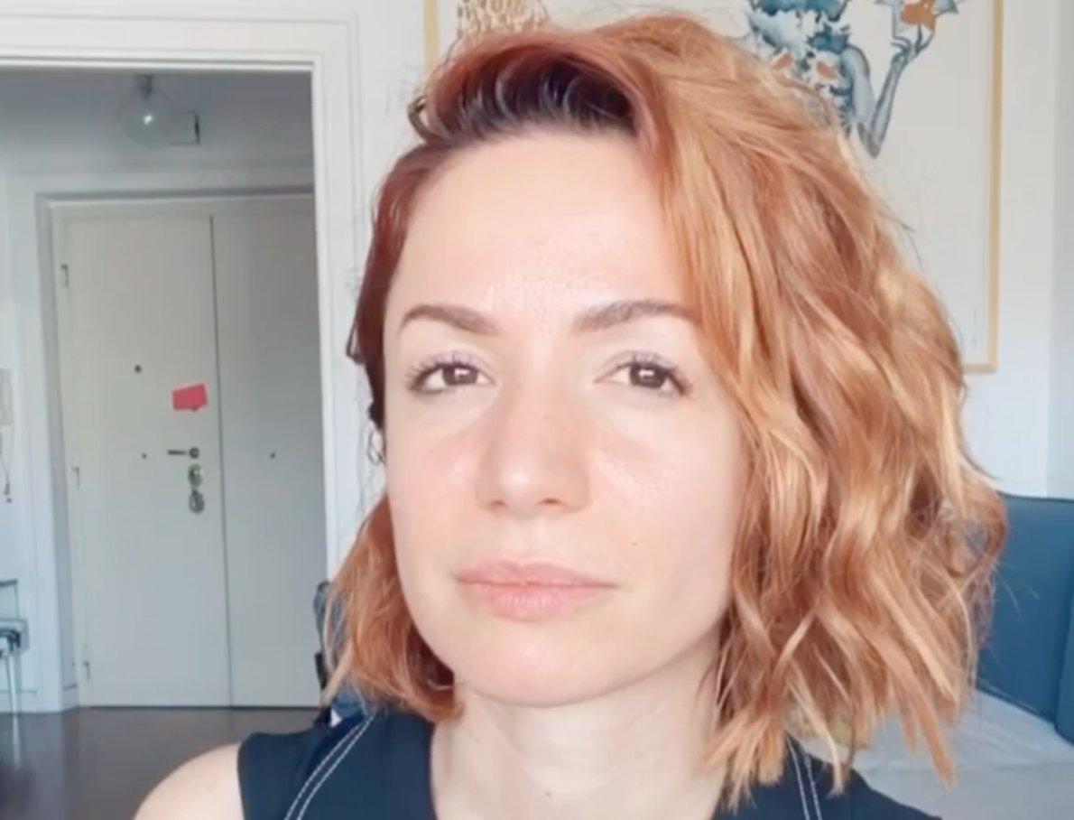 Andrea Delogu scoppia in lacrime a Vita in Diretta: «È quasi un'aggressione»