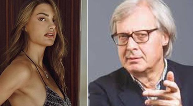 Grande Fratello Vip, Vittorio Sgarbi e la verità sulla relazione con Francesca Pepe: «Dietro un angolo, libera nell'amarmi...»