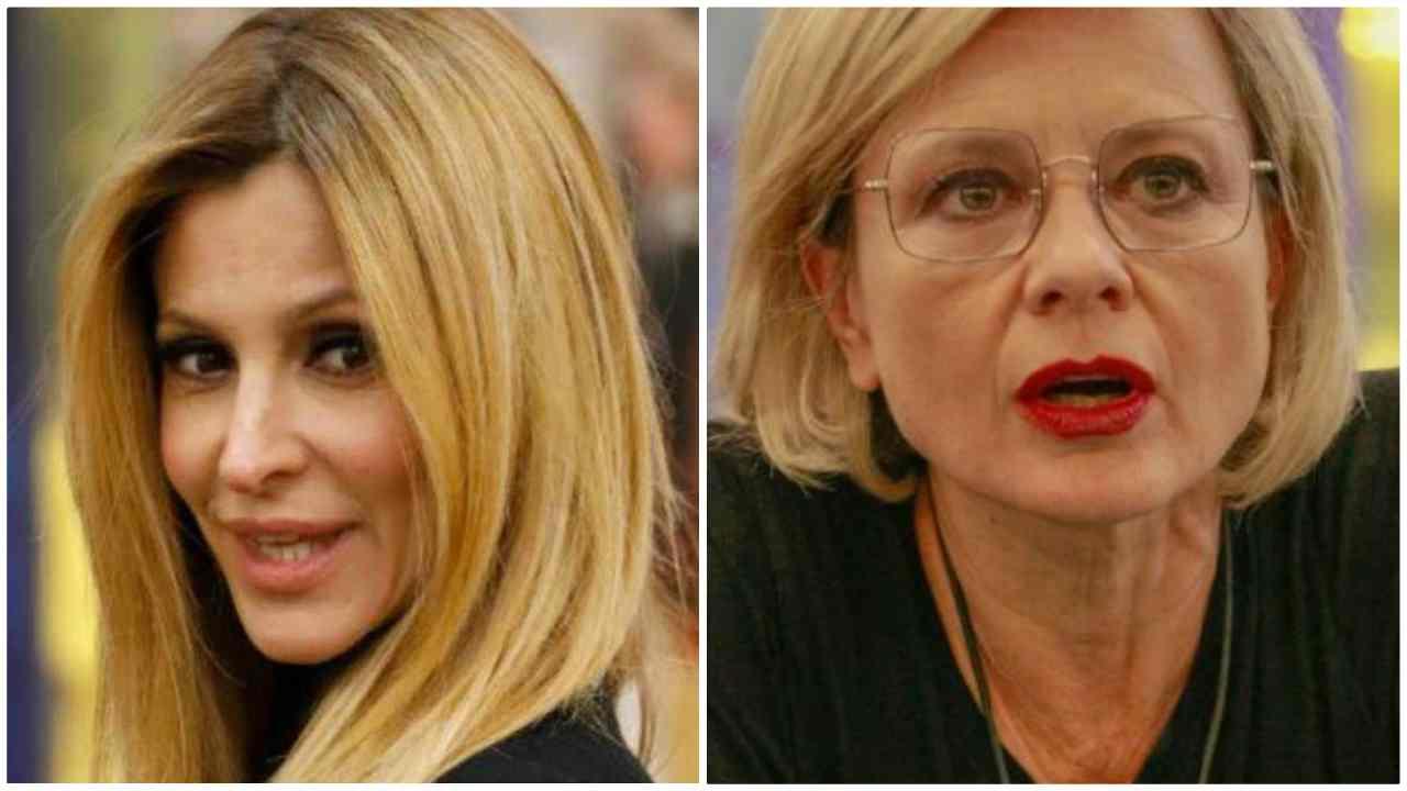 Adriana Volpe, il video furioso contro Antonella Elia: «Fasulla, hai detto bugie su di me. Ora racconto io la verità»