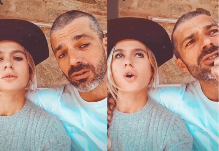 Luca Argentero e Cristina Marino infuriati mostrano la figlia sul social: «Speriamo non accada più...»