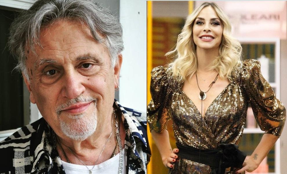 Andrea Roncato contro Stefania Orlando a Live non è la D'Urso: «Ci siamo lasciati perchè aveva un altro»
