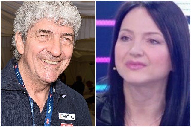 Paolo Rossi, la vedova a Domenica Live: «Hanno rubato tutti i suoi cimeli. Oggi saremmo dovuti essere alle Maldive»