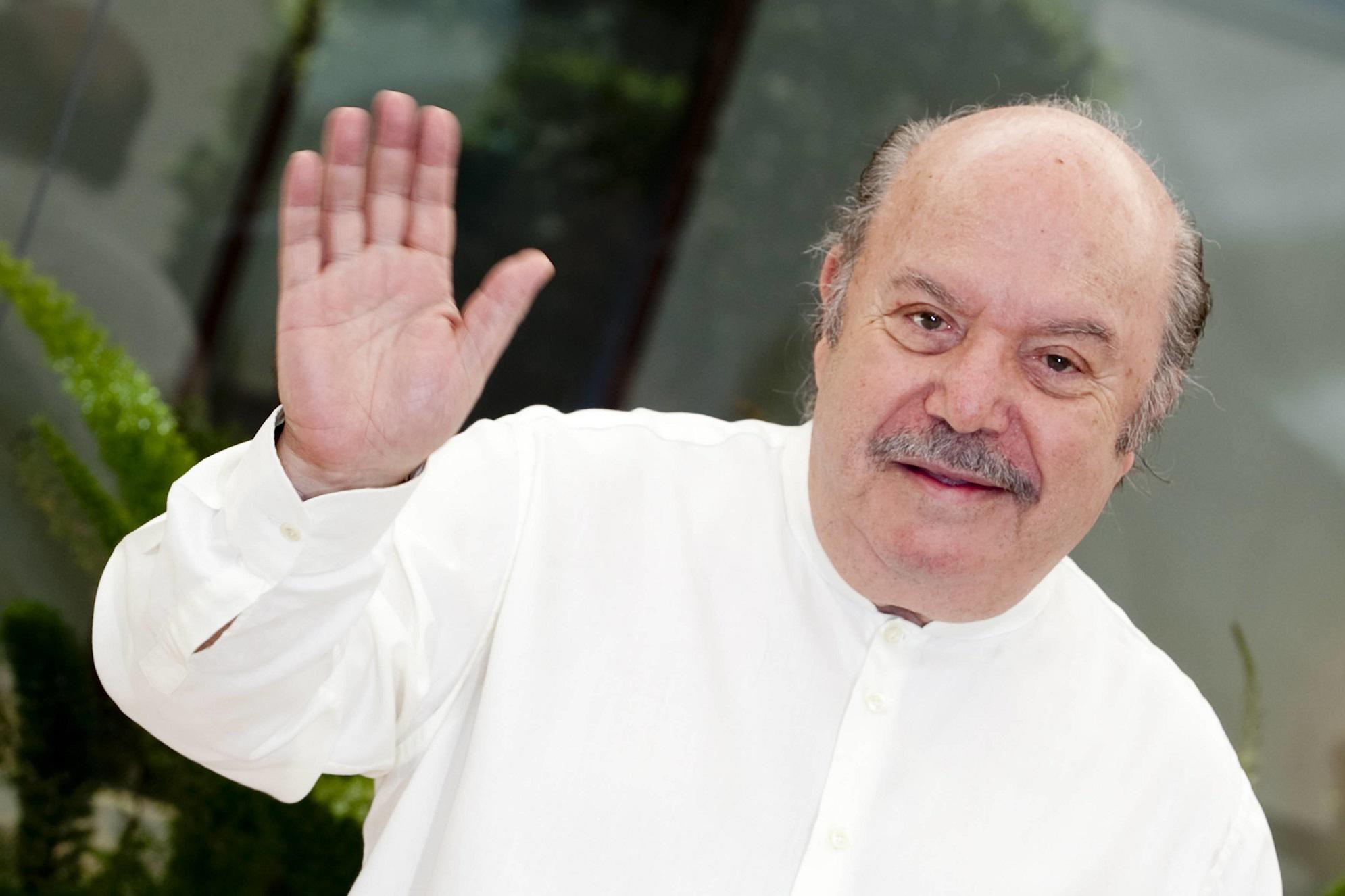 Lino Banfi esulta: «Contentissimo per le riaperture dei cinema e dei teatri»