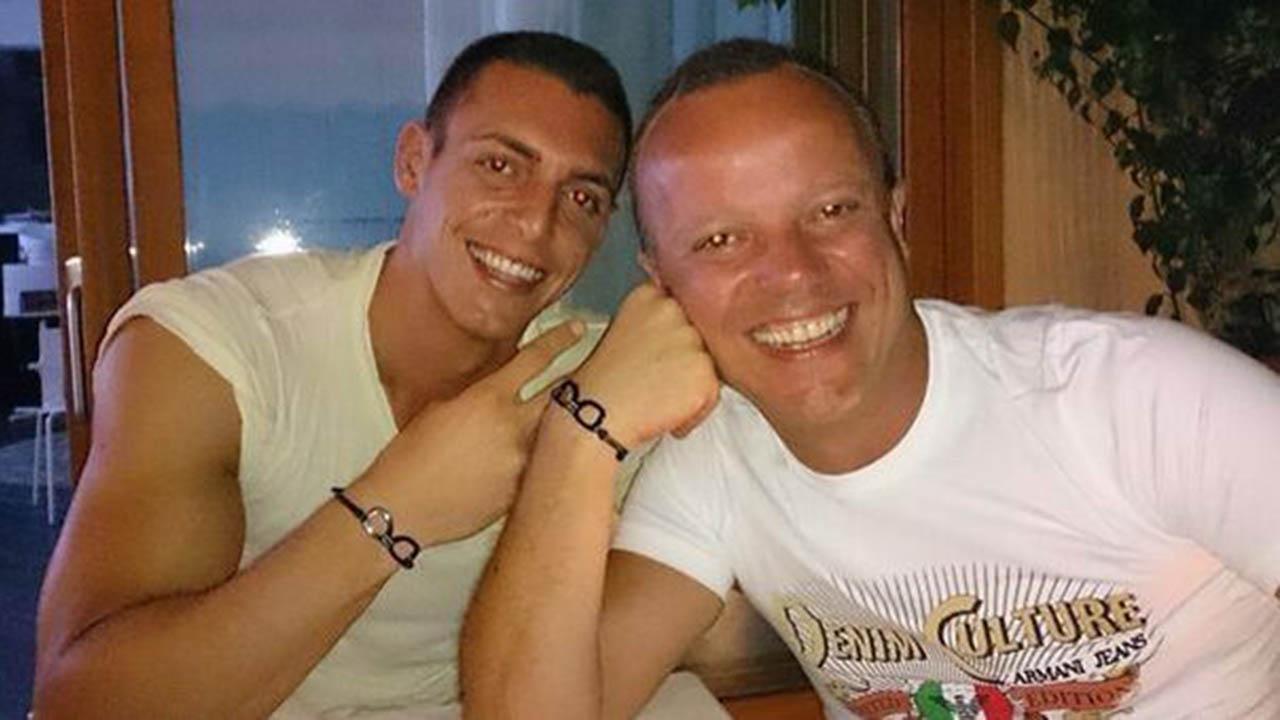 """Claudio D'Alessio, il figlio di Gigi in Tribunale, la colf lo accusa: """"Mi ha picchiato e ridotto in stato di semi-schiavitù"""""""