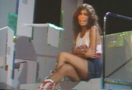 Auguri a Loredana Berté, rivediamola a Superclassifica Show 1982