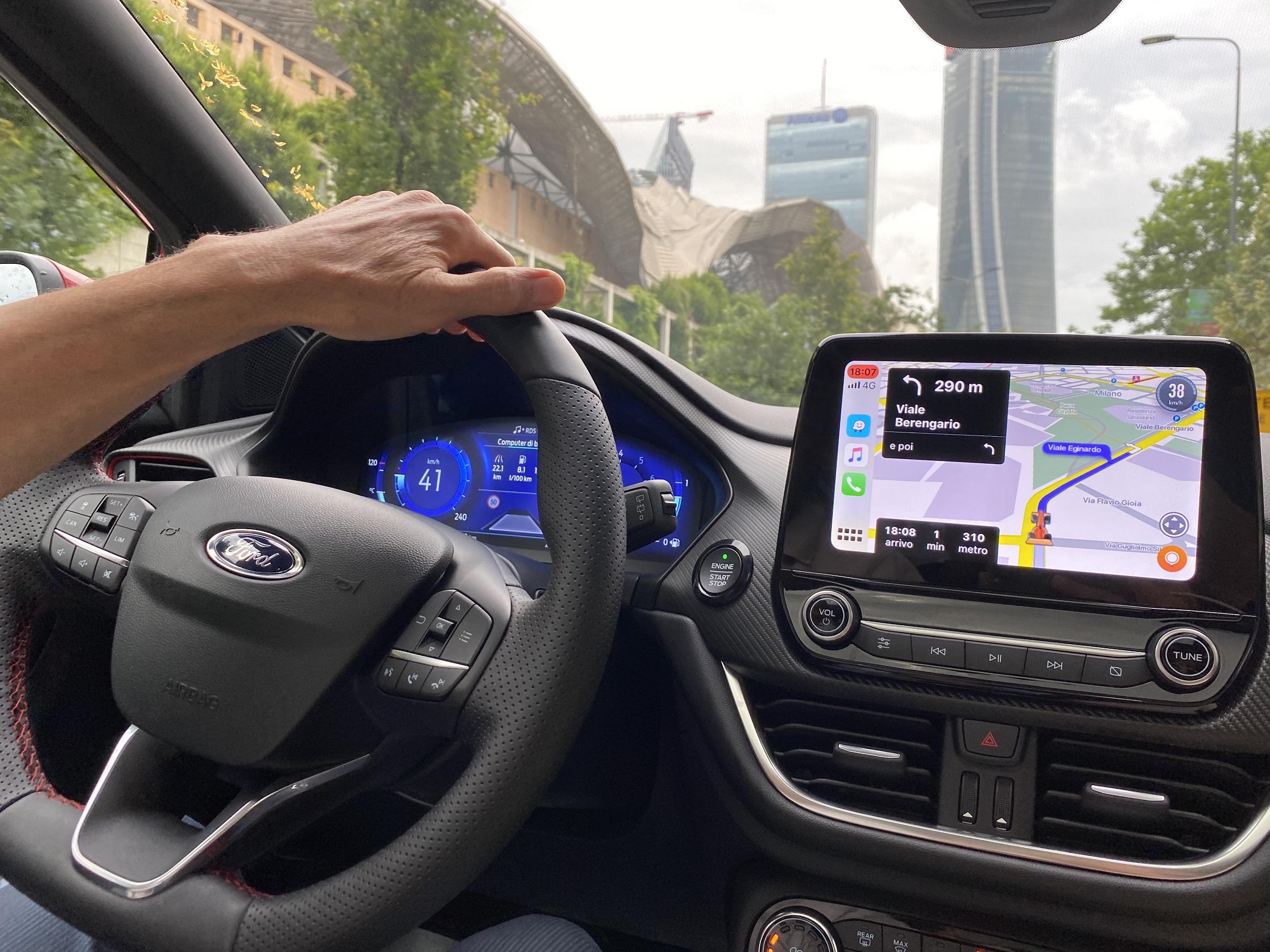 #testdrive #Ibrido e sostenibile come la #FordPuma un SUV eclettico