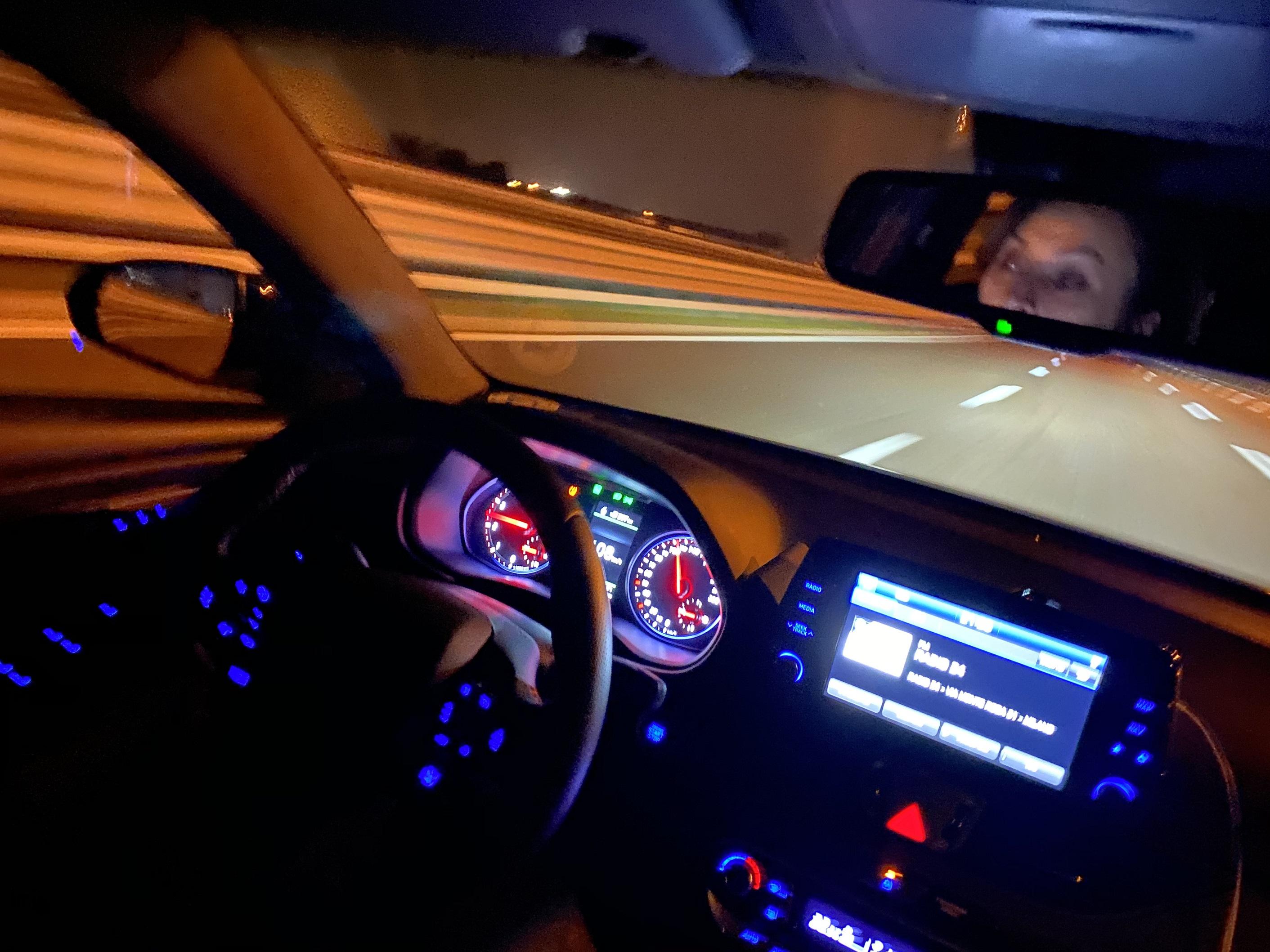 #testdrive: una super sportiva confortevole con tutti i contenuti elettronici di Hyundai
