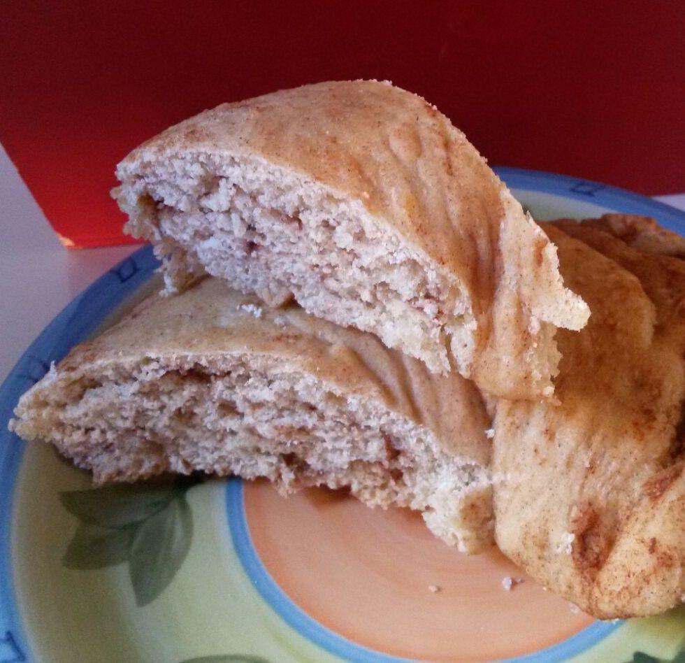 Pane dolce alla cannella