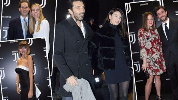 Gigi Buffon, festa in casa Juve con Ilaria D?Amico