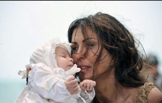 """Sabrina Ferilli e il mistero del figlio: """"Ecco perchè ha lasciato """"Amici""""…"""""""