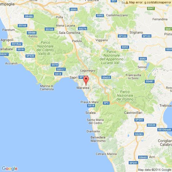 """Terremoto, scossa di magnitudo 4.3 tra Basilicata e Calabria: """"Epicentro a Maratea"""""""