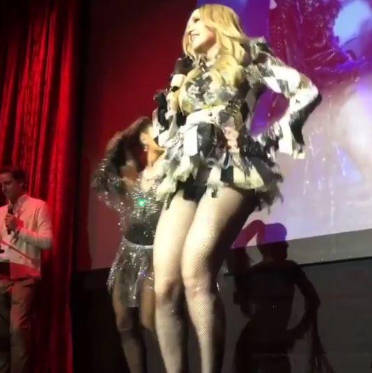 Madonna al concerto si scatena con il twerking