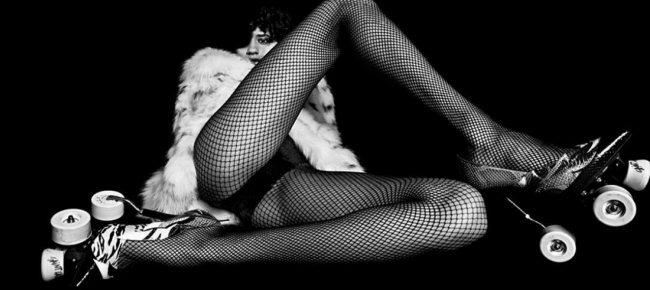 Modella anoressica e sottomessa: la rete contro Yves Saint Laurent