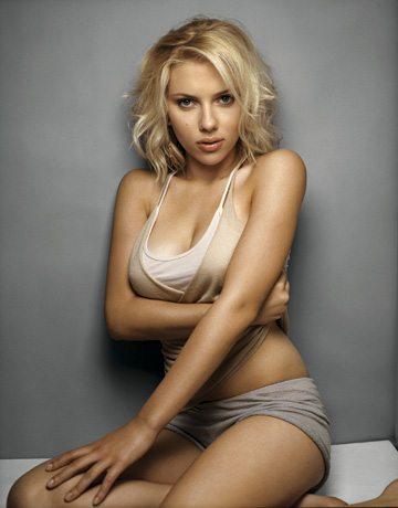 Scarlett Johansson apre un negozio di pop corn insieme al marito