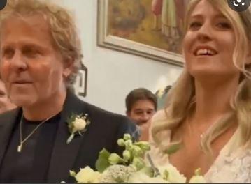Renzo Rosso, patron della Diesel: matrimonio con scherzo per la figlia
