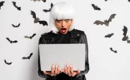 La notte di Halloween in Chat