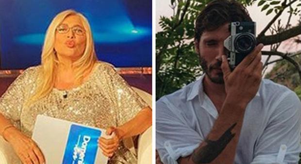 """Mara Venier e Stefano De Martino: lei lo vuole a """"Domenica In"""""""