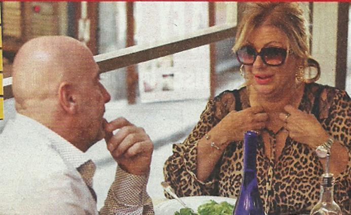 Tina Cipollari e Vincenzo Ferrara, torna il sereno: la foto che cambia tutto