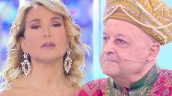 Domenica Live, lite in diretta tra Otelma e Francesca Cipriani. Il Divino vuole 200mila euro di risarcimento