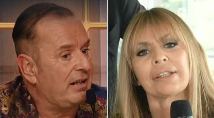 Ballando con le Stelle, Alessandra Mussolini e Fabio Canino: «Ha detto meglio fascista che fr***»