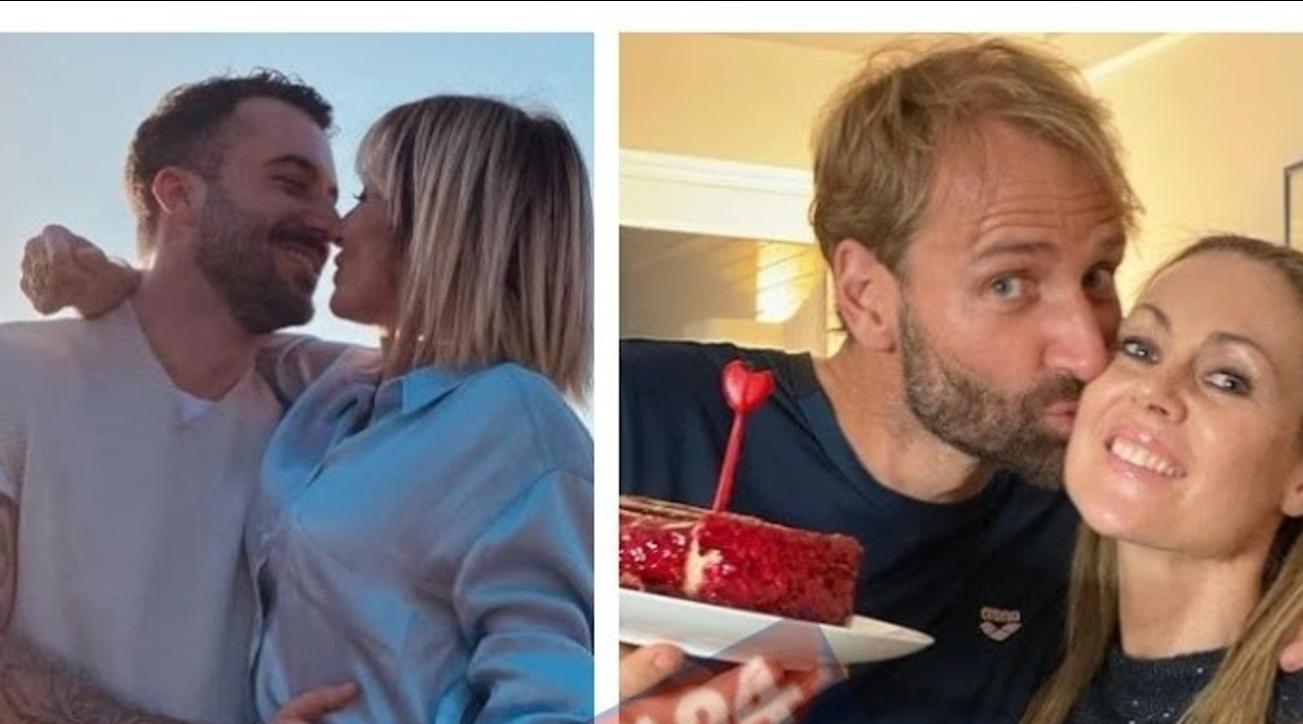 Titova, Peparini, Capriotti in festa: compleanno per tutte