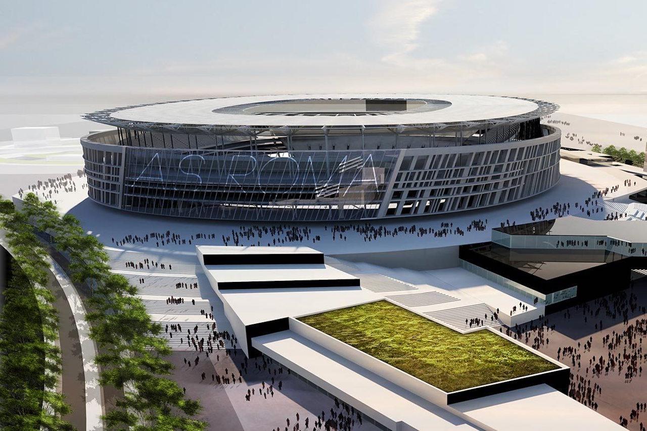 E arrivata la notizia, Trovato l'accordo lo stadio a Roma si farà.