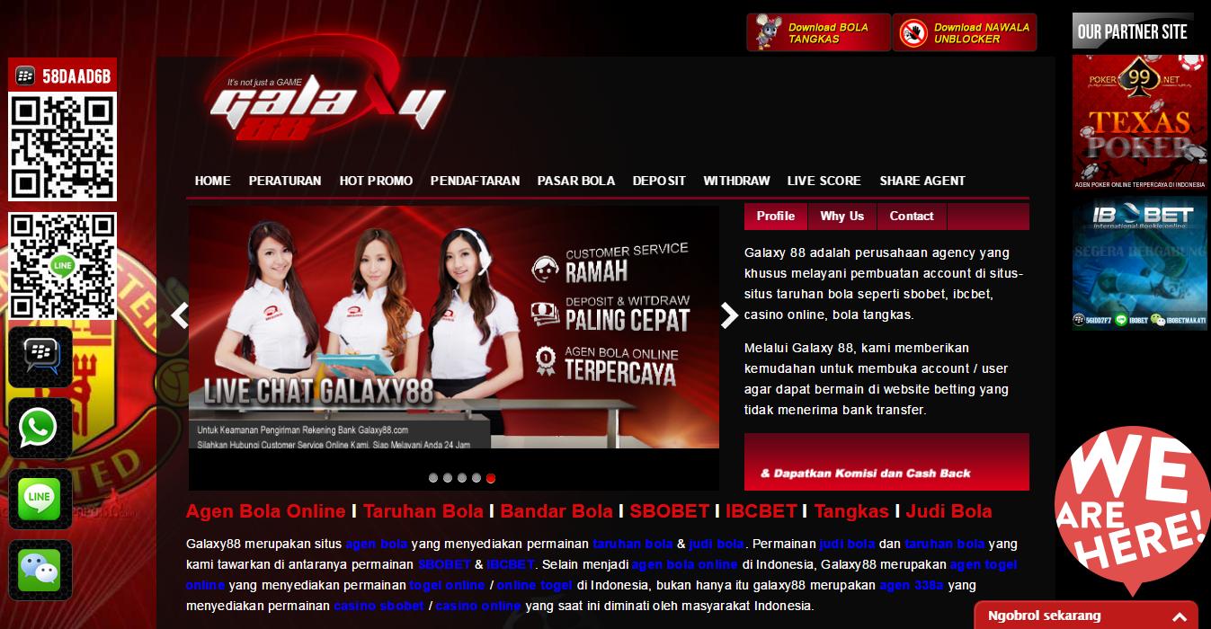 Agen Casino Sbobet Online Terpercaya di Indonesia