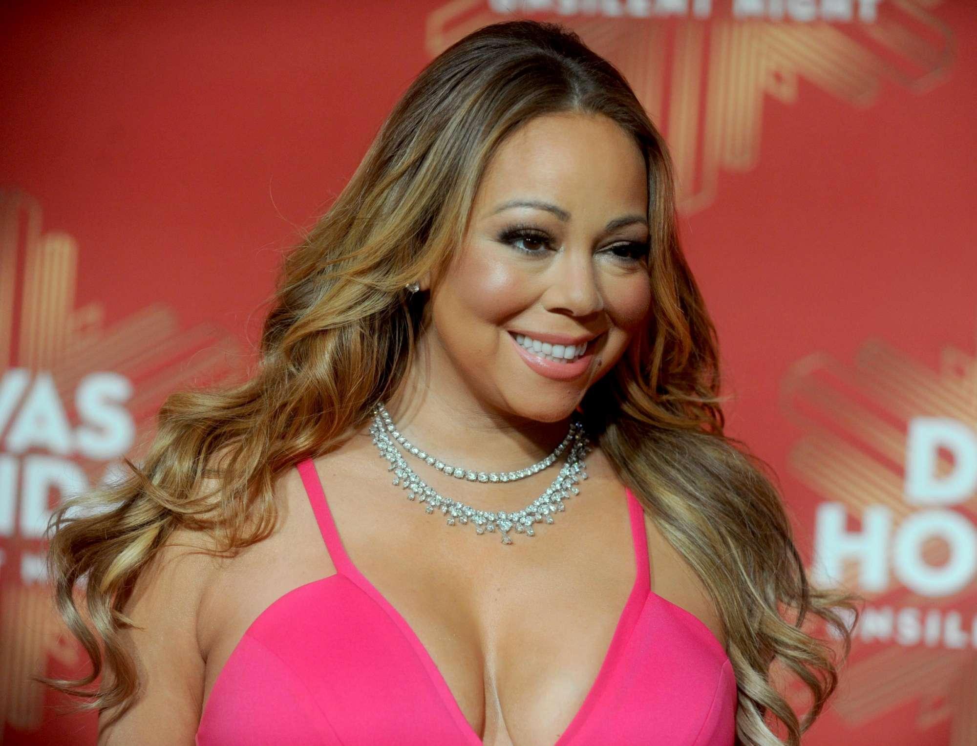 Mariah Carey, se. xy sul red carpet