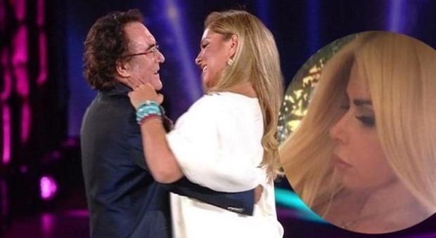 Al Bano e Romina Power, Simona Ventura non lascia speranze a Loredana Lecciso: ecco il perfido messaggio