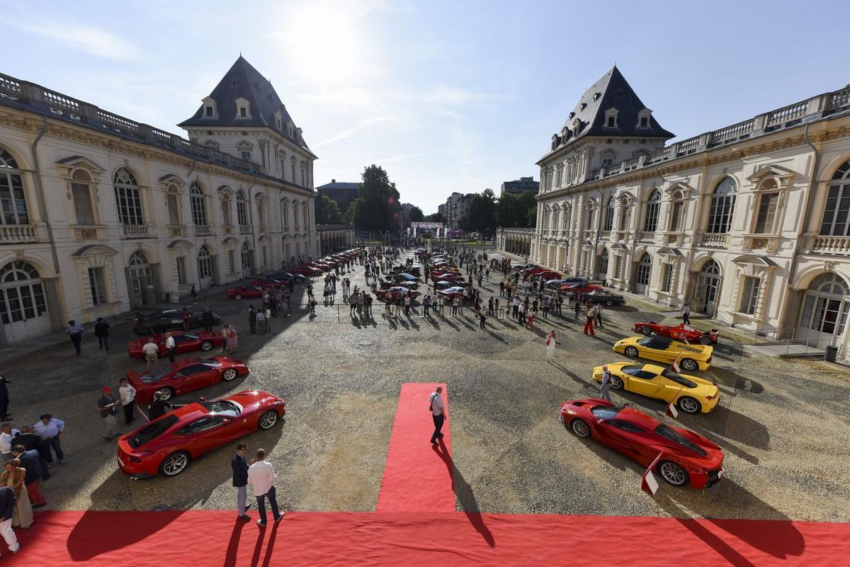 #Salonedell'Auto di Torino rinato dopo 114 anni con la versione en plein air