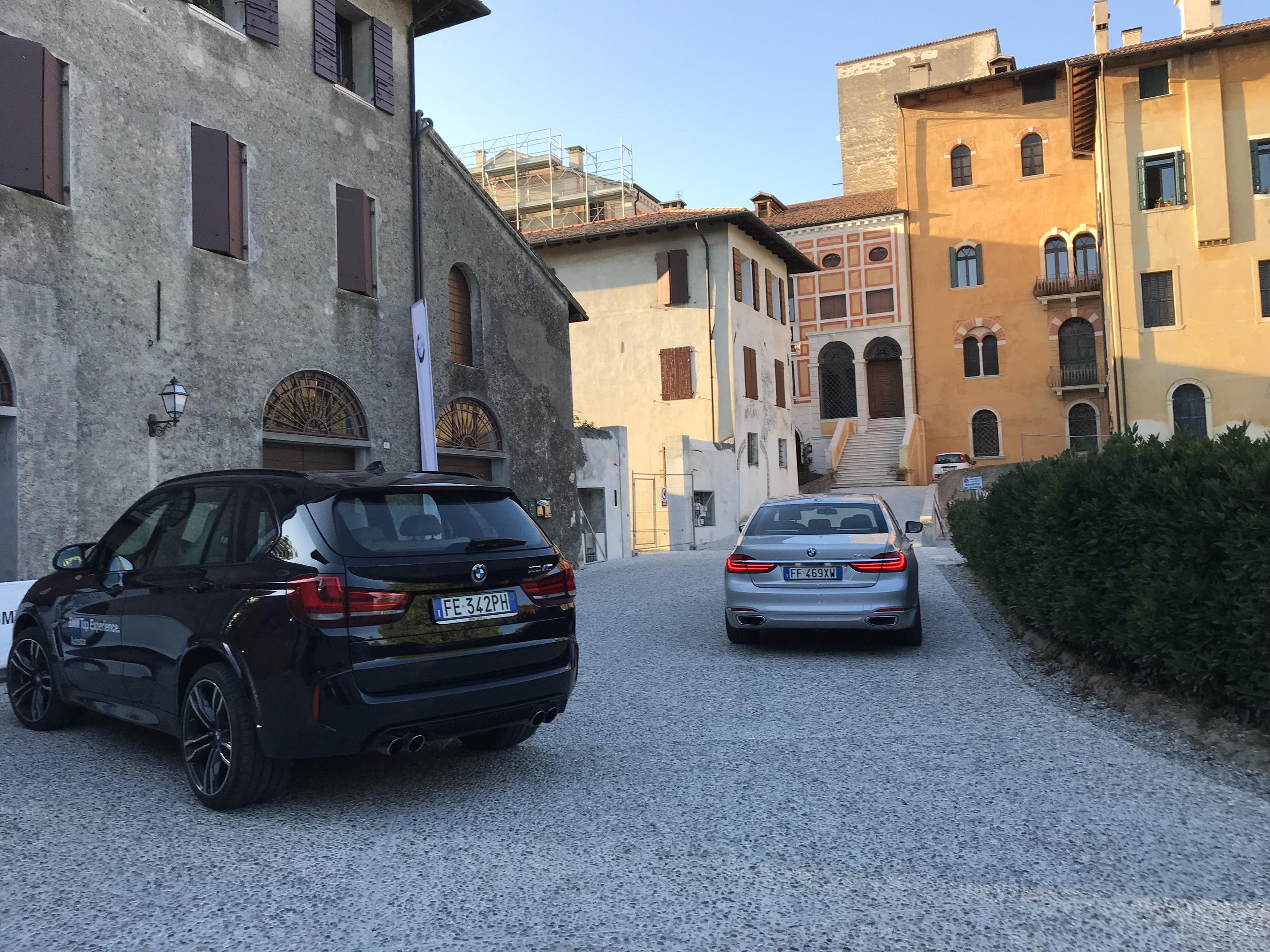 #Testdrive #BMW X5M una supercar sulla Pedemontana pordenonese