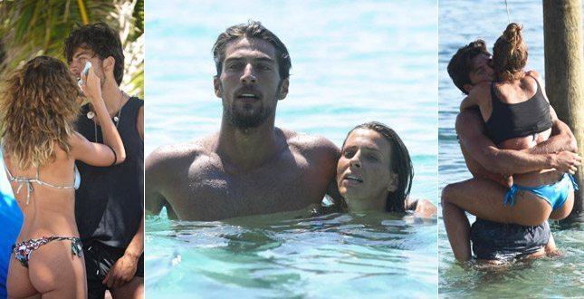 Giulia Calcaterra e Simone Susinna sono sempre più int. imi sull'Isola dei Famosi…