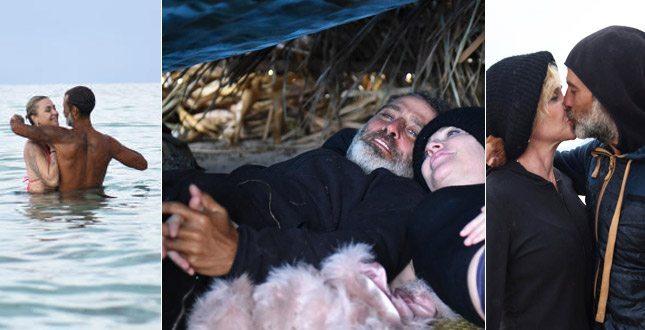 """Paola Barale, ennesima dichiarazione d'amore per Raz Degan: """"La nostra storia è attesa e passione…"""""""