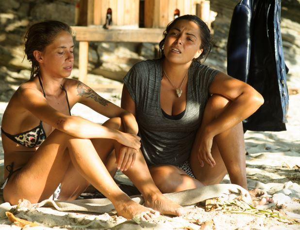 Isola dei famosi, le donne si alleano contro gli uomini