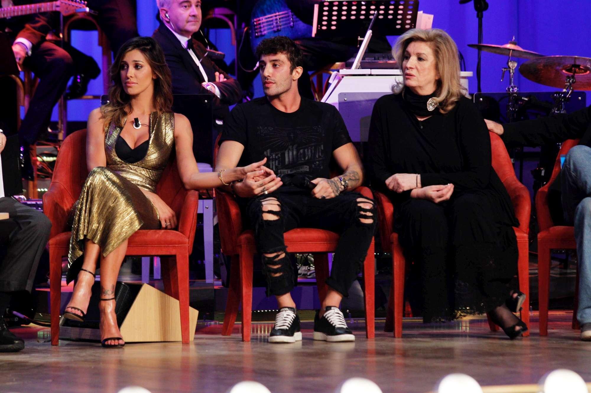 Belen Rodriguez e Andrea Iannone, la loro prima volta... in tv