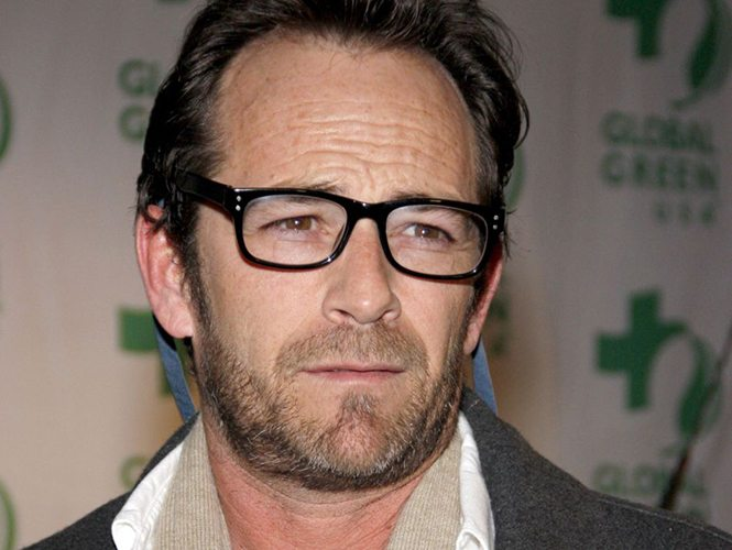 Luke Perry e il tumore: