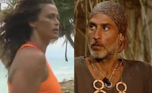 """""""Isola dei famosi"""", Giulio e Samantha contro la """"dittatura"""" di Raz Degan"""