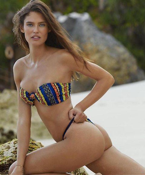 Bianca Balti, super se. xy per Sports Illustrated