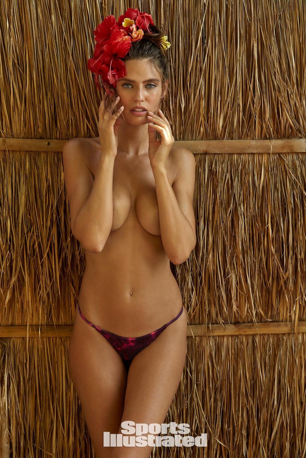 Bianca Balti, che schi. anto! È lei la più bella tra le belle di Sports Illustrated