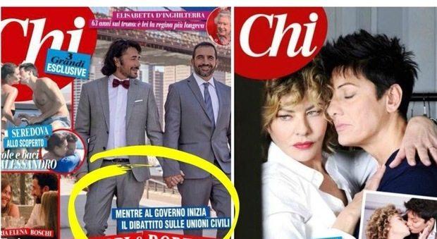 """Scialpi contro Eva Grimaldi e Imma Battaglia: """"Il coming out politico andava fatto prima"""""""