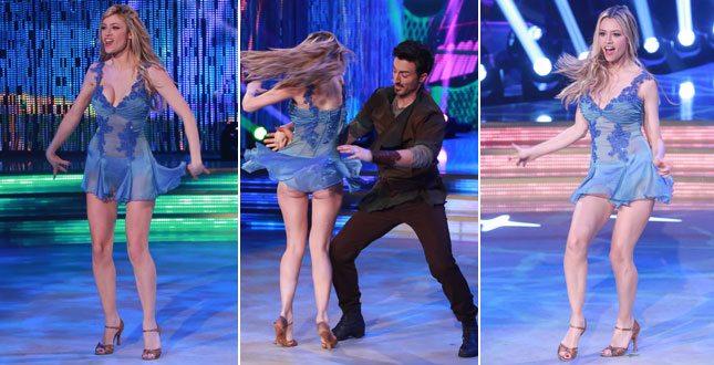 Ballando con le… liti: Selvaggia Lucarelli e Alba Parietti ci ricascano. E Martina Stella incanta tutti
