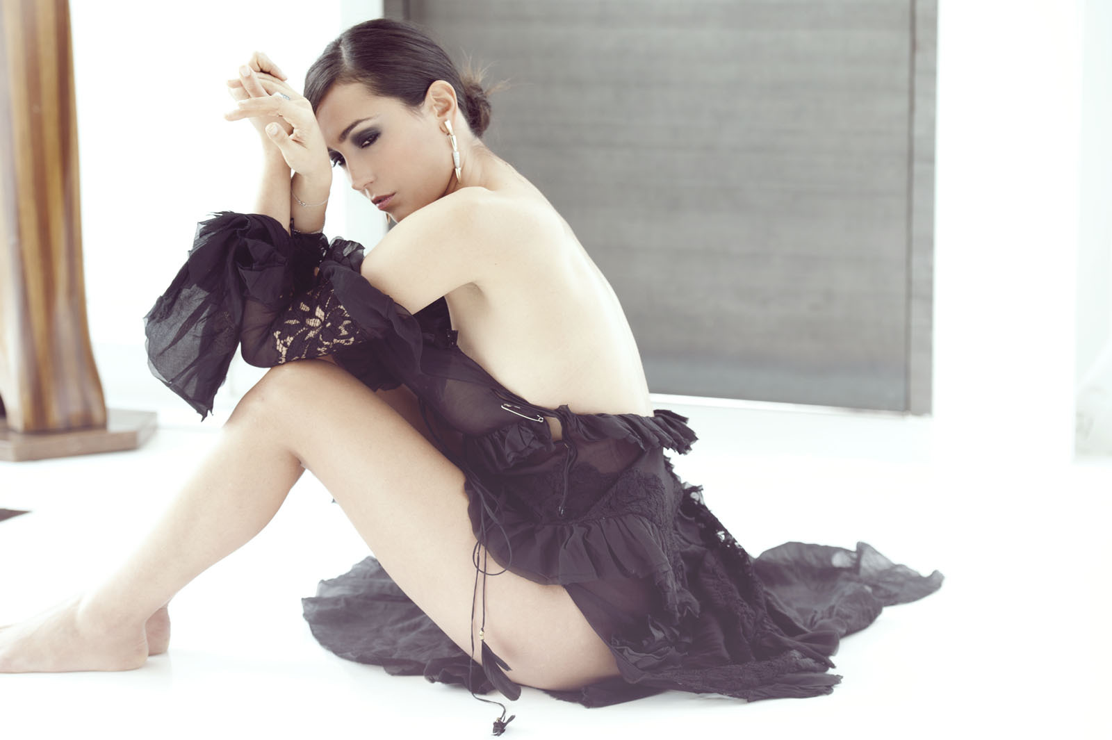 Caterina Balivo (in rosa) svela l'attesa